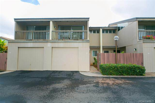 95-037 Hokuiwa Street #32, Mililani, HI 96789 (MLS #202003395) :: The Ihara Team