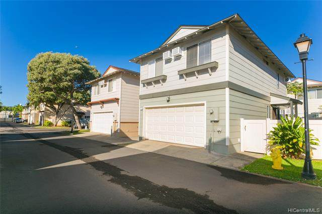 91-1953 Luahoana Street #81, Ewa Beach, HI 96706 (MLS #202003427) :: Keller Williams Honolulu