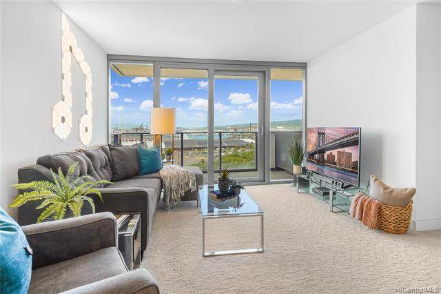 600 Ala Moana Boulevard #1206, Honolulu, HI 96813 (MLS #202003431) :: Team Maxey Hawaii