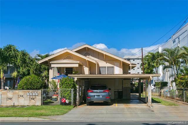 1816 Citron Street, Honolulu, HI 96826 (MLS #202003447) :: Team Maxey Hawaii
