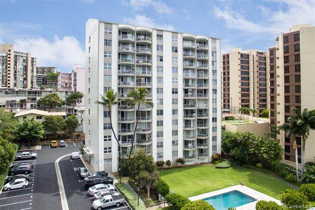 1018 Lunalilo Street #503, Honolulu, HI 96822 (MLS #202003456) :: The Ihara Team