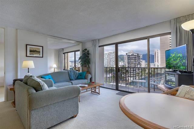 2140 Kuhio Avenue #910, Honolulu, HI 96815 (MLS #202003458) :: Island Life Homes