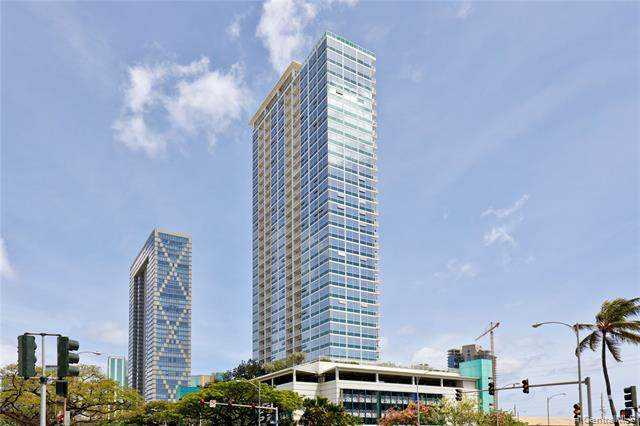 909 Kapiolani Boulevard #3103, Honolulu, HI 96814 (MLS #202003471) :: Team Maxey Hawaii