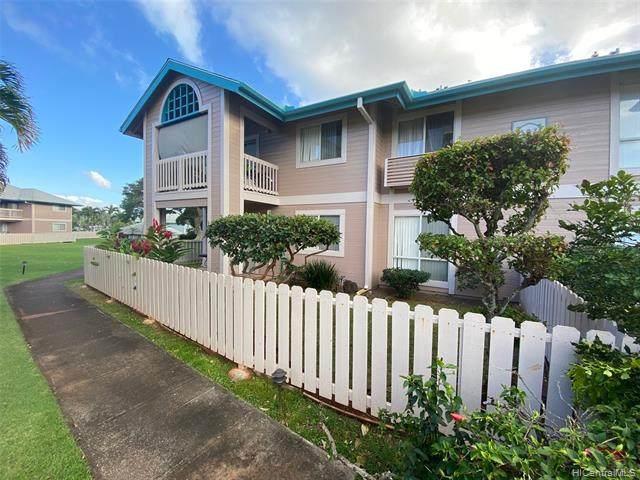 94-870 Lumiauau Street W101, Waipahu, HI 96797 (MLS #202003498) :: Team Lally