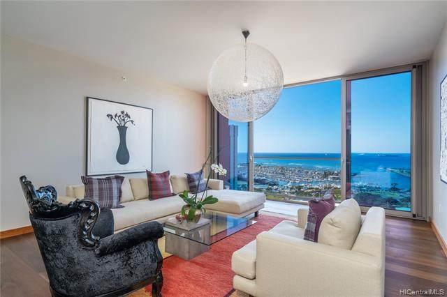 1555 Kapiolani Boulevard #2200, Honolulu, HI 96814 (MLS #202003503) :: Barnes Hawaii