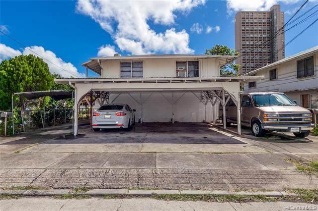625 Coolidge Street, Honolulu, HI 96826 (MLS #202003522) :: The Ihara Team