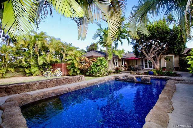 8 S Kainalu Drive, Kailua, HI 96734 (MLS #202003525) :: Keller Williams Honolulu
