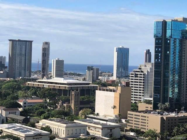1515 Nuuanu Avenue #2353, Honolulu, HI 96817 (MLS #202003526) :: The Ihara Team