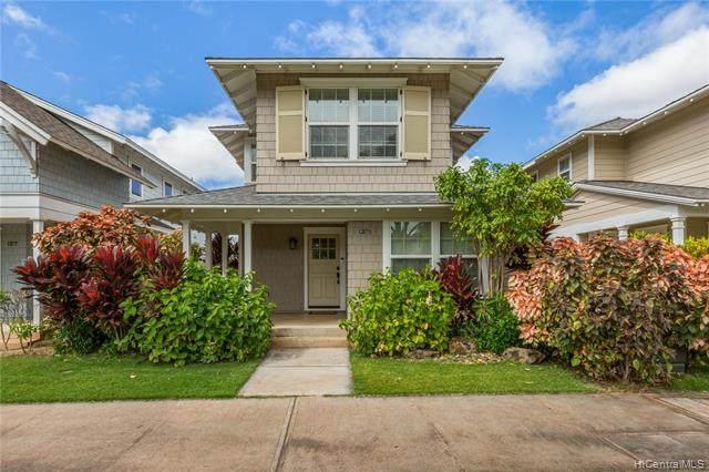 91-1262 Kaileolea Drive, Ewa Beach, HI 96706 (MLS #202003529) :: Elite Pacific Properties