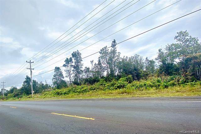 00 Volcano Road 1530/1531, Volcano, HI 96785 (MLS #202003549) :: Team Maxey Hawaii