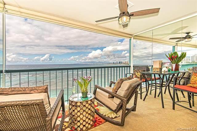 2877 Kalakaua Avenue #1002, Honolulu, HI 96815 (MLS #202003551) :: Keller Williams Honolulu