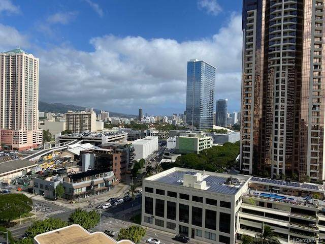 876 Curtis Street #1804, Honolulu, HI 96813 (MLS #202003557) :: Team Maxey Hawaii