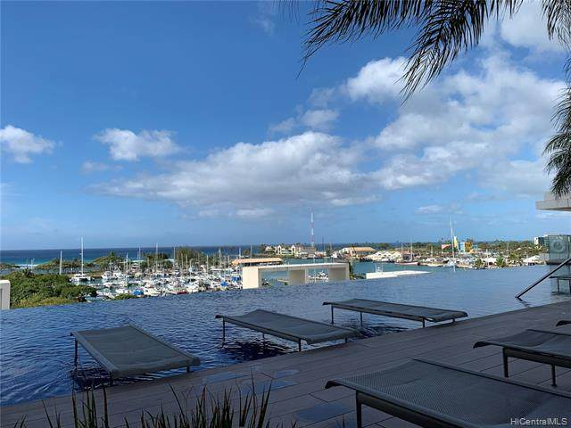 1118 Ala Moana Boulevard #2303, Honolulu, HI 96814 (MLS #202003565) :: Island Life Homes