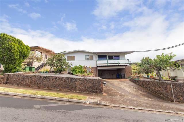 2071 Ala Mahamoe Street, Honolulu, HI 96819 (MLS #202003575) :: The Ihara Team