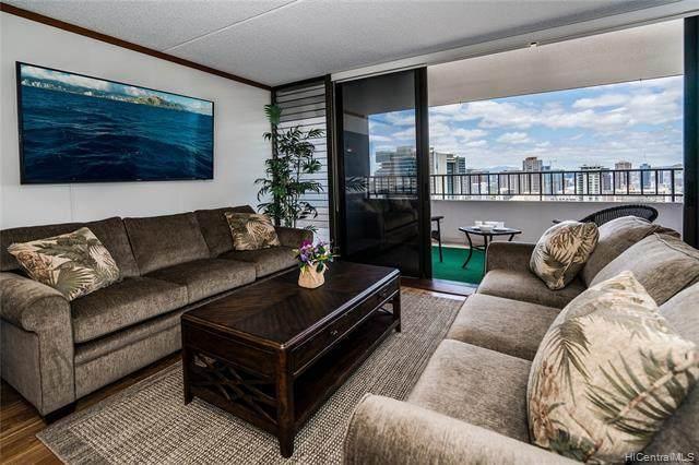 2240 Kuhio Avenue #3307, Honolulu, HI 96815 (MLS #202003580) :: Keller Williams Honolulu