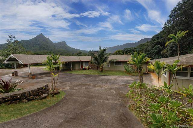 910 Maunawili Circle, Kailua, HI 96734 (MLS #202003582) :: Team Lally