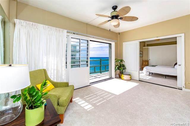 2957 Kalakaua Avenue #503, Honolulu, HI 96815 (MLS #202003586) :: Keller Williams Honolulu