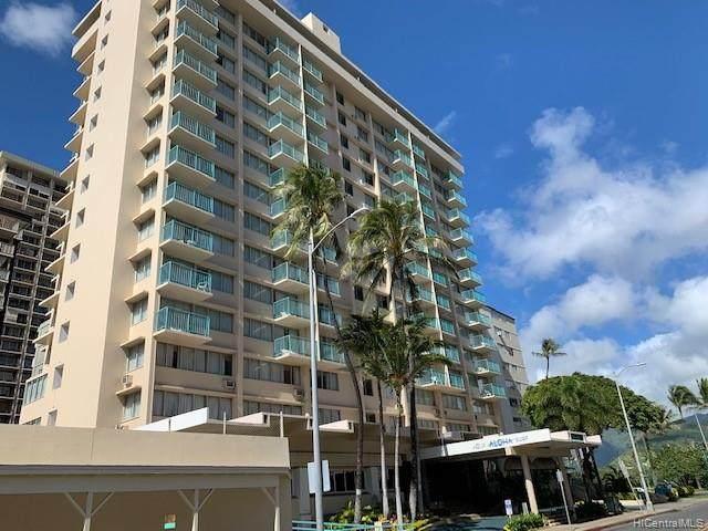 444 Kanekapolei Street #512, Honolulu, HI 96815 (MLS #202003591) :: Island Life Homes