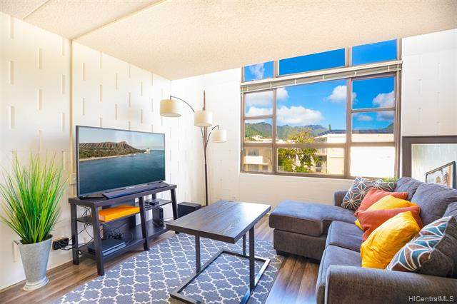 336 N Kuakini Street #432, Honolulu, HI 96817 (MLS #202003593) :: Elite Pacific Properties