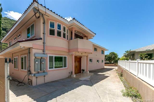 2269, 2269A Pooleka Street, Honolulu, HI 96816 (MLS #202003599) :: Elite Pacific Properties