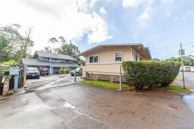 78 Lakeview Circle A, Wahiawa, HI 96786 (MLS #202003636) :: Team Lally