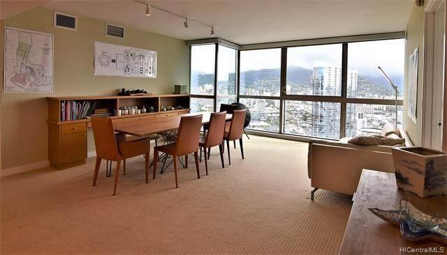 1177 Queen Street #3801, Honolulu, HI 96814 (MLS #202003639) :: Island Life Homes