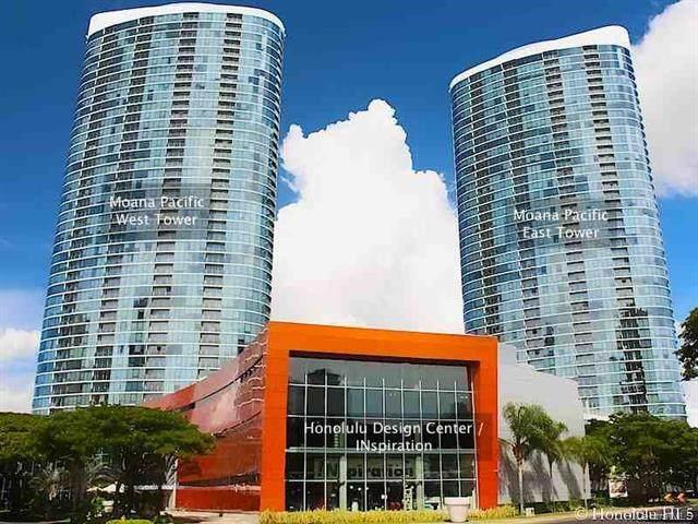 1288 Kapiolani Boulevard I-905, Honolulu, HI 96814 (MLS #202003647) :: Island Life Homes