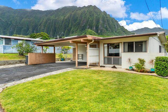45-636 Liula Street, Kaneohe, HI 96744 (MLS #202003651) :: Keller Williams Honolulu