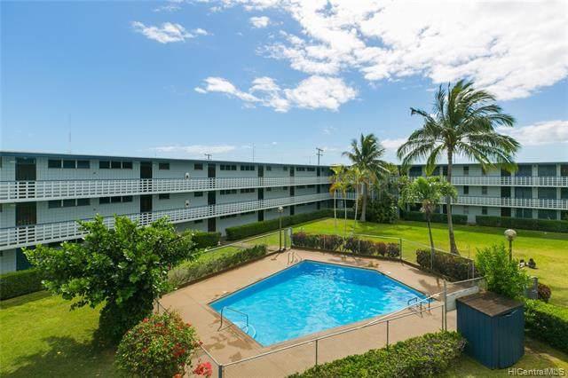 1506 Kaumualii Street #315, Honolulu, HI 96817 (MLS #202003667) :: Elite Pacific Properties