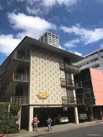 2412 Koa Avenue #302, Honolulu, HI 96815 (MLS #202003670) :: Barnes Hawaii