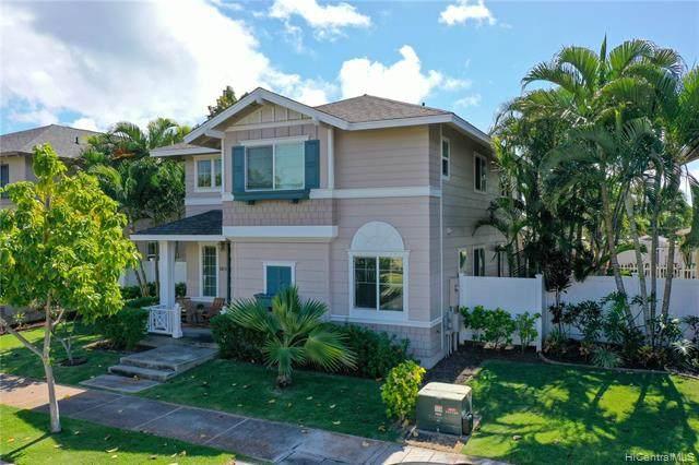 91-1057 Kai Weke Street, Ewa Beach, HI 96706 (MLS #202003681) :: Elite Pacific Properties