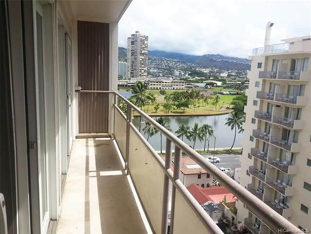 445 Kaiolu Street #1002, Honolulu, HI 96815 (MLS #202003696) :: Barnes Hawaii