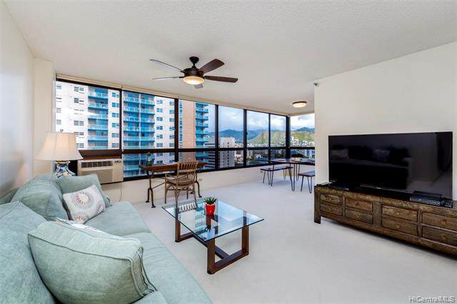 876 Curtis Street #2505, Honolulu, HI 96813 (MLS #202003705) :: Island Life Homes