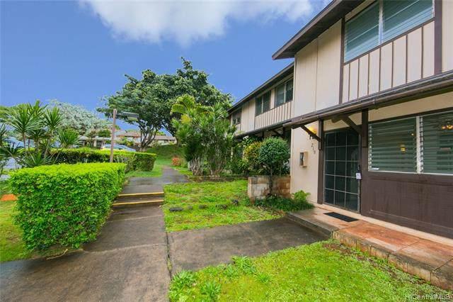 94-112 Anania Drive #219, Mililani, HI 96789 (MLS #202003714) :: Barnes Hawaii