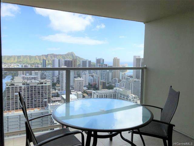 445 Seaside Avenue #4207, Honolulu, HI 96815 (MLS #202003715) :: Keller Williams Honolulu