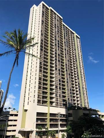 229 Paoakalani Avenue #1010, Honolulu, HI 96815 (MLS #202003726) :: Keller Williams Honolulu