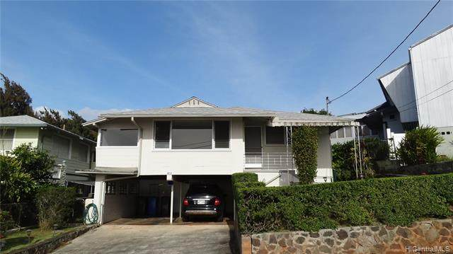 2032 Kilakila Drive, Honolulu, HI 96817 (MLS #202003727) :: Island Life Homes
