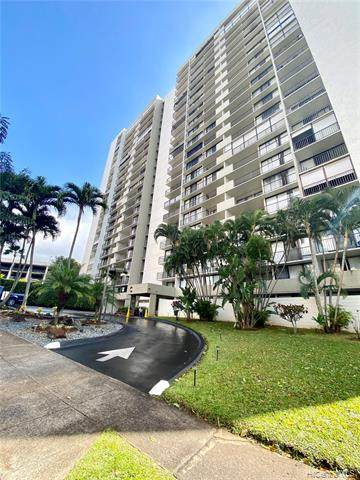 98-500 Koauka Loop 9L, Aiea, HI 96701 (MLS #202003731) :: The Ihara Team