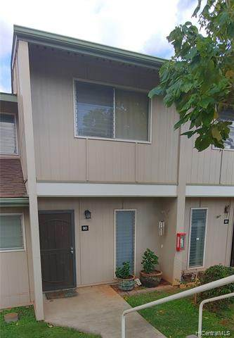 92-1045 Makakilo Drive #90, Kapolei, HI 96707 (MLS #202003762) :: Keller Williams Honolulu