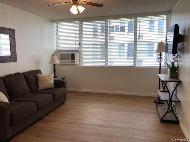 2444 Tusitala Street #311, Honolulu, HI 96815 (MLS #202003792) :: Island Life Homes