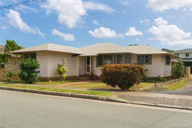 4175 Huanui Street, Honolulu, HI 96816 (MLS #202003807) :: Team Maxey Hawaii