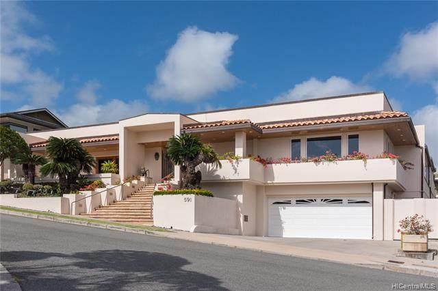 591 Paikau Street, Honolulu, HI 96816 (MLS #202003822) :: Island Life Homes