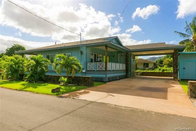 87-106A Kulaaupuni Street, Waianae, HI 96792 (MLS #202003835) :: The Ihara Team