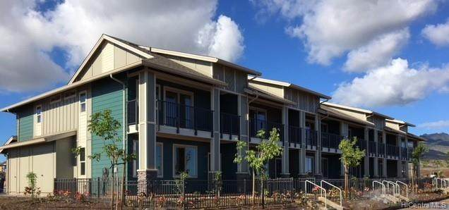 91-3524 Iwikuamoo Street #104, Ewa Beach, HI 96706 (MLS #202003850) :: The Ihara Team