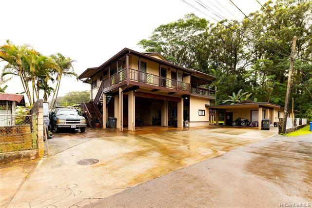 139 A Karsten Drive, Wahiawa, HI 96786 (MLS #202003861) :: Elite Pacific Properties