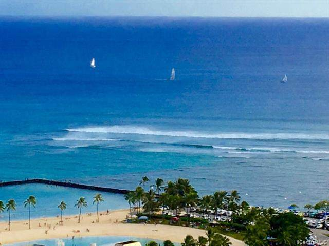 1700 Ala Moana Boulevard #3803, Honolulu, HI 96815 (MLS #202003876) :: Island Life Homes