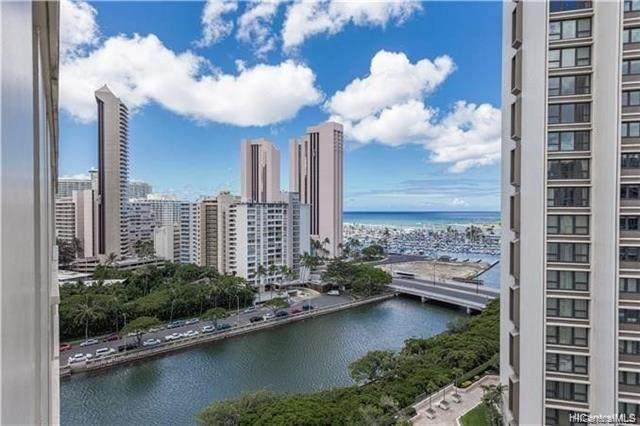 Address Not Published, Honolulu, HI 96814 (MLS #202003888) :: Island Life Homes