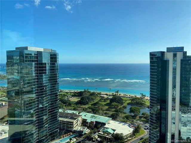 1001 Queen Street #3706, Honolulu, HI 96814 (MLS #202003897) :: Island Life Homes