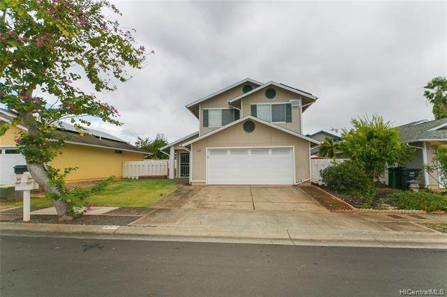 91-989 Papapuhi Place, Ewa Beach, HI 96706 (MLS #202003898) :: Team Lally