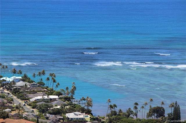5300 Kahalakua Street, Honolulu, HI 96821 (MLS #202003919) :: Barnes Hawaii